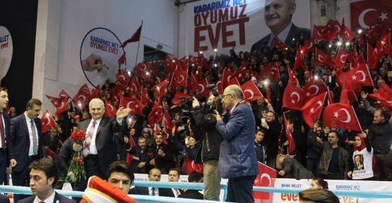 """Başbakan Yıldırım: """"Mevcut sistem Adnan Menderes'i idama götürdü"""""""