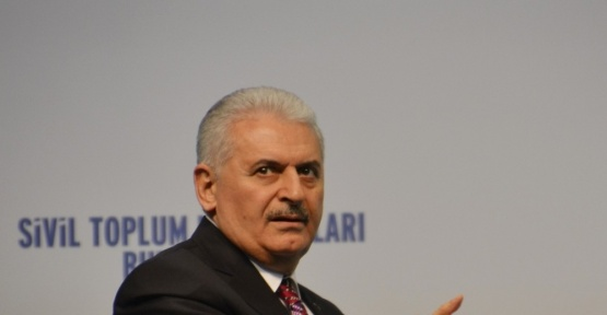 Başbakan Yıldırım'dan Bahçeli'ye teşekkür, Kılıçdaroğlu'na eleştiri