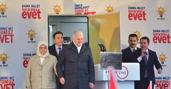 Başbakandan CHP'yi tek adamlıktan kurtarma teklifi...