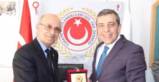 Başkan Ahmet Atam'dan STK'lara ziyaret