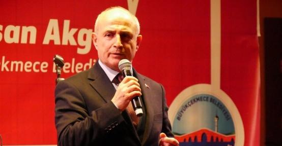 Başkan Akgün: 'Doktorluk insanlık adına çok ulvi bir meslektir'