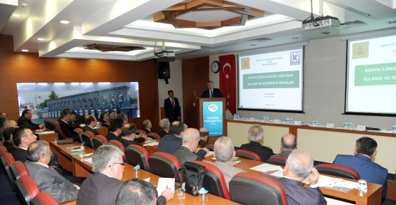 """Başkan Akyürek:""""Tasarruf bir gelenek ve alışkanlık haline gelmelidir"""""""