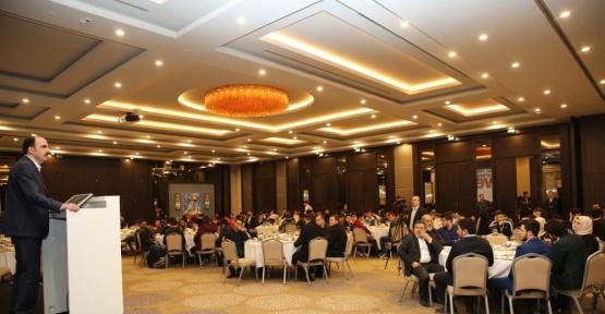 Başkan Altay ve Milletvekili Erdoğan gençlerle buluştu
