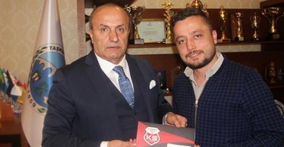Başkan Arslan'dan KSK'ye destek