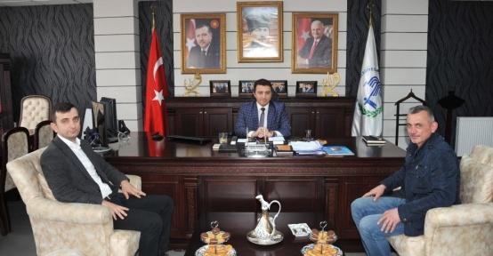 Başkan Bakıcı, dernek temsilcileri ile bir araya geldi