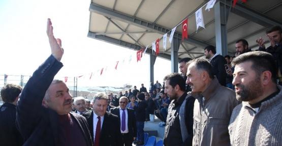 Başkan Çelik iki yatırımı kamuoyuna tanıttı, Kayseri haberleri