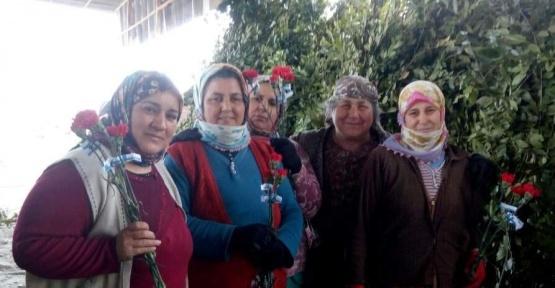 Başkan Çerçioğlu emekçi kadınları unutmadı