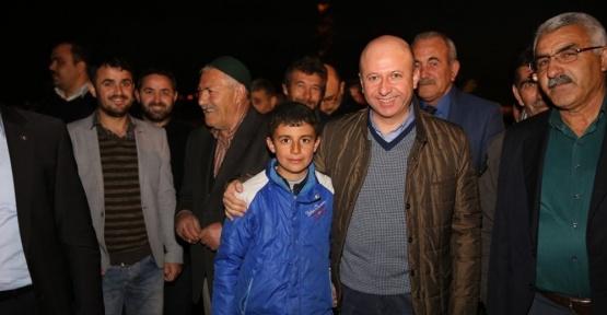 Başkan Çolakbayrakdar, Oruç Reis'e kentsel dönüşümü anlattı