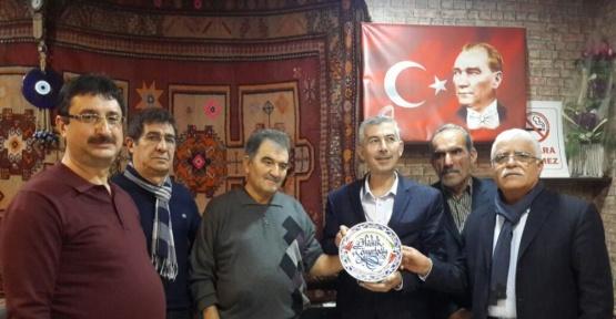 Başkan Cömertoğlu, Arapgir'i 'Sakin Şehir Birliği'ne üye yapmak için çalışmalara başladı