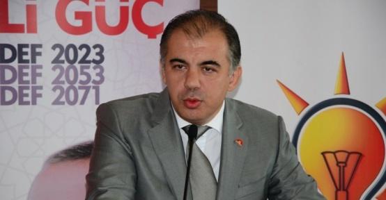 """Başkan Delican'dan Kılıçdaroğlu'na """"sopa"""" tepkisi"""