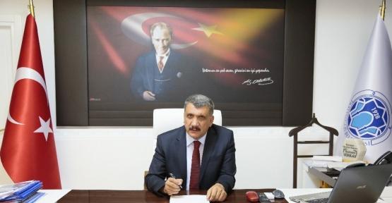 Başkan Gürkan'dan 8 Mart Dünya Kadınlar Günümesajı