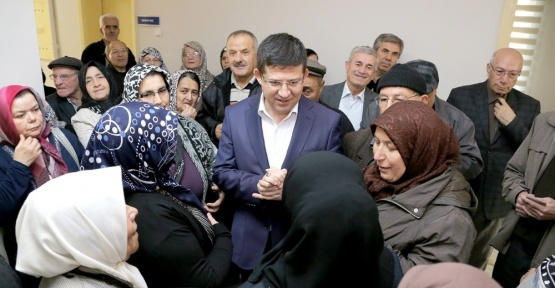 Başkan Subaşıoğlu, vatandaşlarla buluşacak