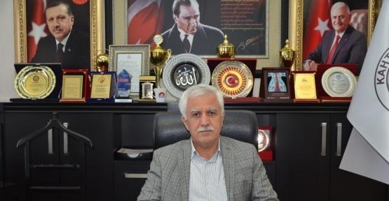 Başkan Toprak İstiklal Marşının Kabulünü kutladı