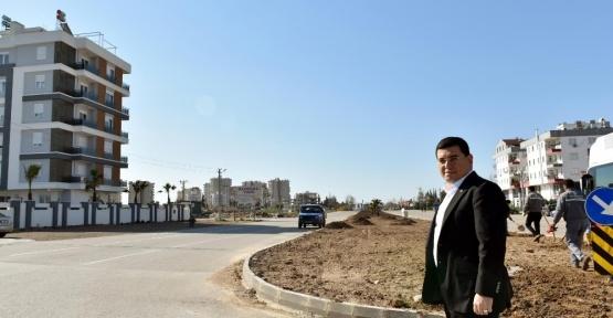 Başkan Tütüncü, Göksu Mahallesi'nde çalışmaları inceledi