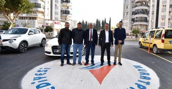 Başkan Uysal, Yeşilbahçe Mahallesi'ndeki çalışmaları inceledi