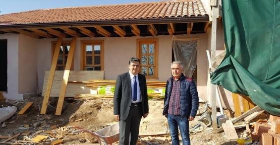 Başkan Yalçın'dan İsmail Ağa Konağı projesi hakkında açıklama