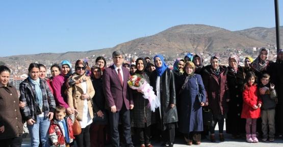 Başkan Yardımcısı Ali Avcıoğlu Yenidoğan, mahalle sakinleri ile bir araya geldi