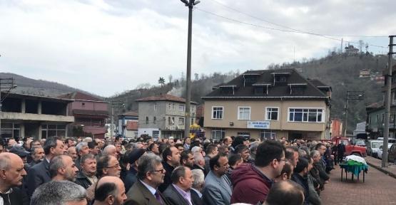 Başkan Yardımcısı Fikret Aydın'ın acı günü
