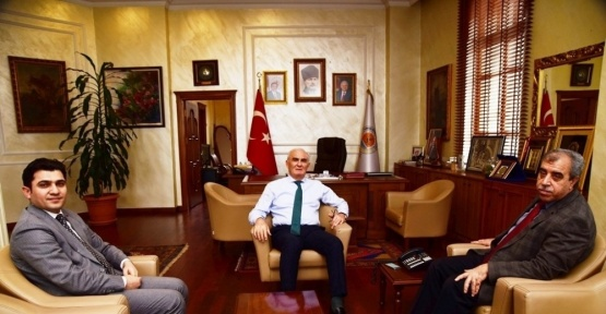 """Başkan Yılmaz: """"İŞKUR meslek sahibi yapıyor"""""""