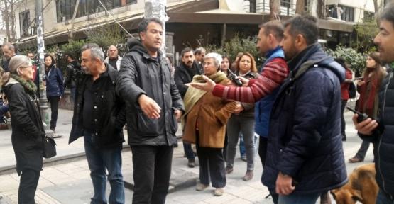 Başkent'te OHAL eylemi: 7 gözaltı