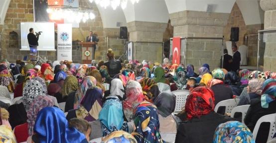 Battalgazi'de Kadınlar Günü etkinliği yoğun ilgi