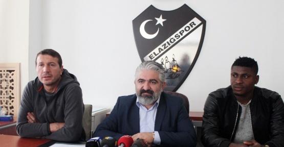 """Bayram Bektaş: """"Elazığspor daha iyi yerlere gelecek"""""""