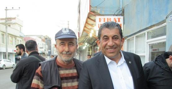 Belediye Başkanı Atilla'dan esnaf ziyareti