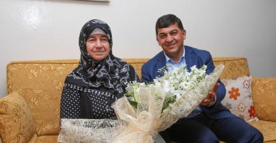 Belediye Başkanı Fadıloğlu'ndan 'Vefa' mesajı