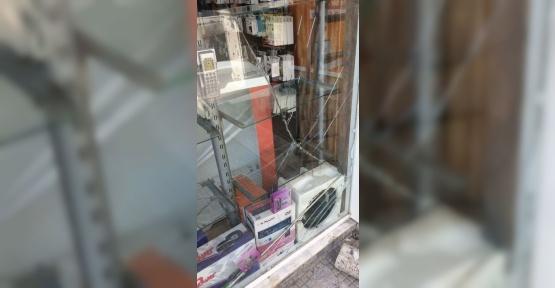 Bergama'da Hırsızlık