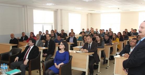 BEÜ'de 'Akademik Kurul' toplantıları başladı