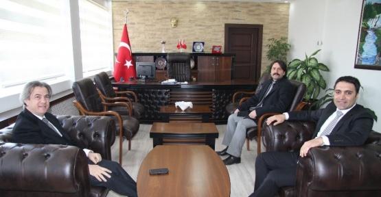 Beyoğlu Belediye Başkanı Demircan Van'da
