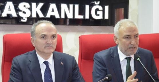 Bilim, Sanayi ve Teknoloji Bakanı Faruk Özlü: