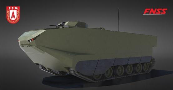 Birliklerin güvenle intikalini sağlayacak 27 ZAHA üretilecek