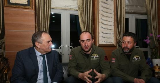 Bolu Belediye Başkanı Yılmaz'dan Off Road müjdesi