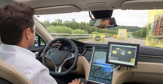 Bosch ve Nvidia, sürücüsüz otomobil sektörüne birlikte giriyor
