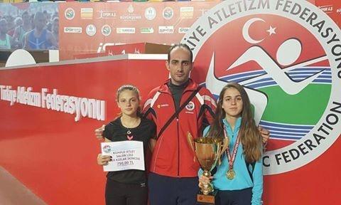 Bozüyük Belediyesi İdman Yurdu Spor Kulübü sporcuları başarıdan başarıya koşuyor