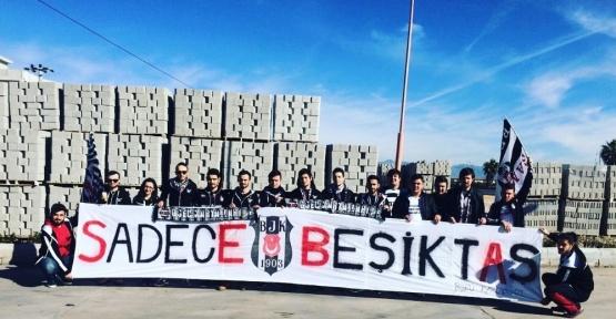 BŞEÜ Kartallarından Antalya çıkartması