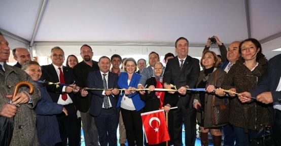 Buca Belediyesi Türkan Saylan Çağdaş Yaşam Merkezi açıldı