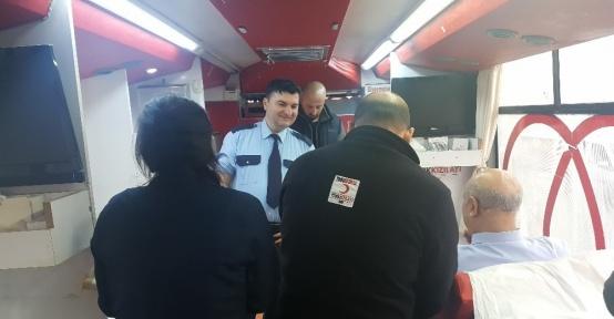 Bulanık'ta kan bağışı kampanyası