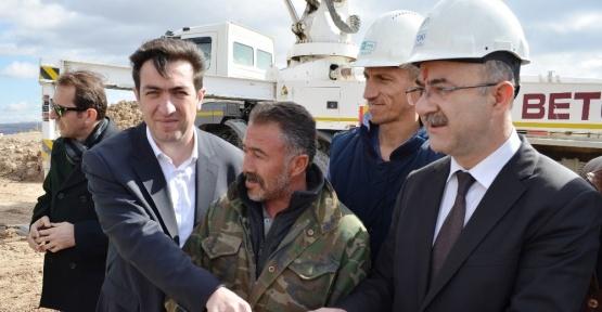 Bünyan'da 216 Yeni TOKİ konutunun bu yıl bitirilmesi planlanıyor