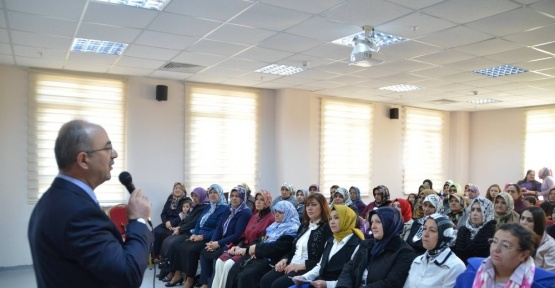 Bünyan'da 8 Mart dünya Kadınlar Günü kutlandı