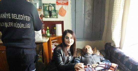 Burhaniye'de Gönüllü Torunlar İş Başında