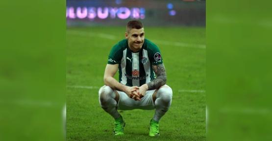 Bursaspor'da büyük kayıp