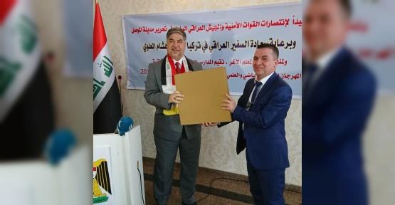 Büyükelçi el -Alevi'den Başika kampı yorumu