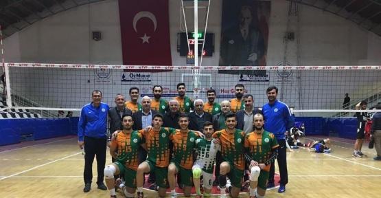 Büyükşehir Belediyesi, voleybolda sezonu 8.sırada tamamladı