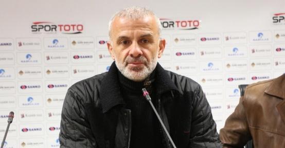Büyükşehir Gaziantepspor - Denizlispor maçının ardından