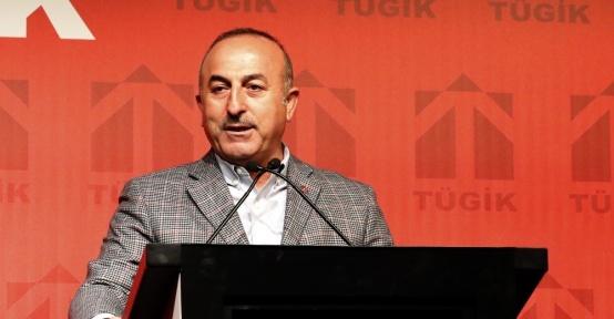 """Çavuşoğlu: """"AB, 12 Eylül Darbesinden sonra uyguladığı vizeyi bir an önce kaldırmalı"""""""