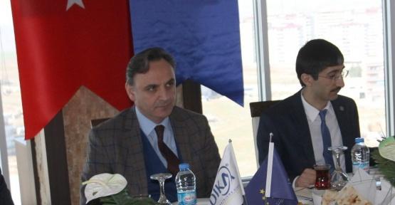 'Cazibe Merkezi' toplantısı düzenlendi