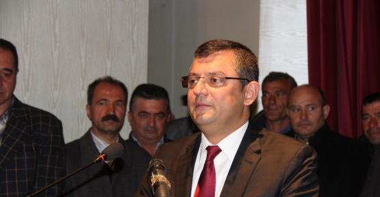 CHP Grup Başkanvekili Özgür Özel Malatya'da