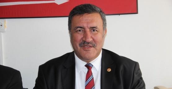 CHP Niğde milletvekili Gürer, Nevşehir'de ziyaretlerde bulundu